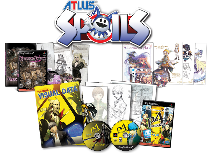 Original Sound Version Atlus Rolls Out the Spoils: Eternal