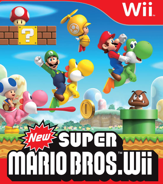 Original Sound Version New Super Mario Bros  Wii: A Warp