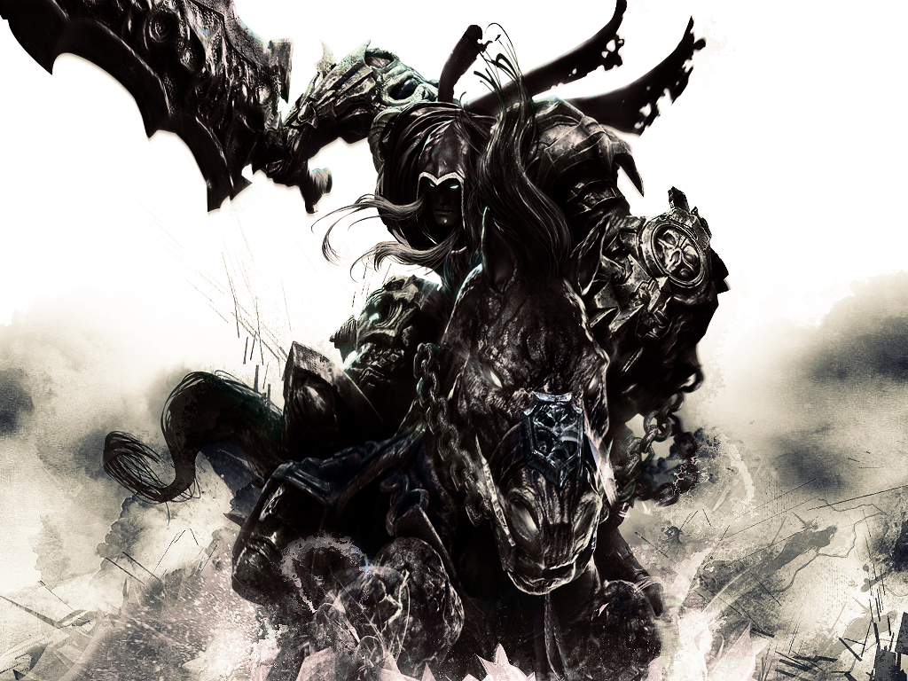 Darksiders War Wallpaper By: Soraia Games: Entendendo: Darksiders