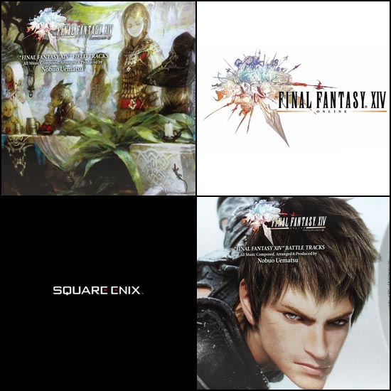 Original Sound Version Go-Go Retro Uematsu! Final Fantasy XIV Field