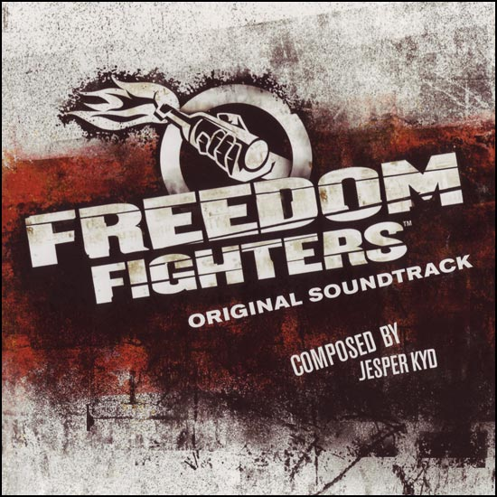 Jesper Kyd - Freedom Fighters (2003)