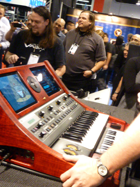 Original Sound Version » NAMM 2011: Weird and Amazing Things from the World of Musical Instruments