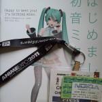 Anime Expo, Mikunopolis 2011