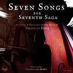 "Cello Album ""Seven Songs for Seventh Saga"" Presented by OCRemix Available Now"