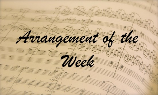 Arrangement of the Week