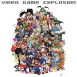 Video Game Explosion Remix Compilation Available Now on Bandcamp