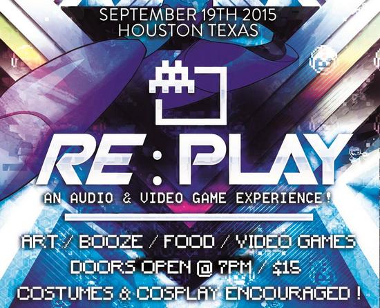 Original Sound Version RE:Play Game, Music & Art Event
