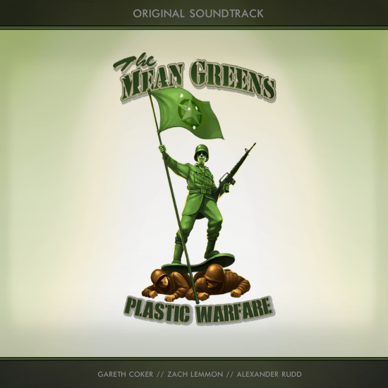 Mean Greens: Plastic Warfare Original Soundtrack