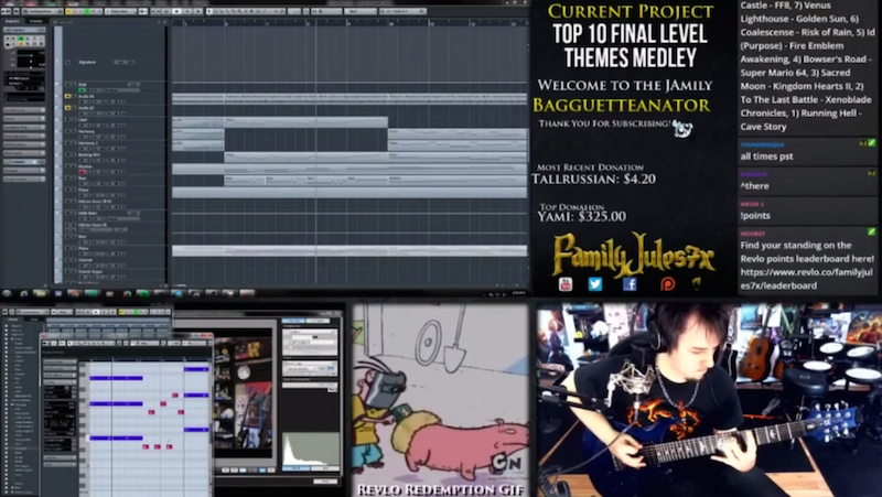 Original Sound Version Learn About Music Production With Twitch