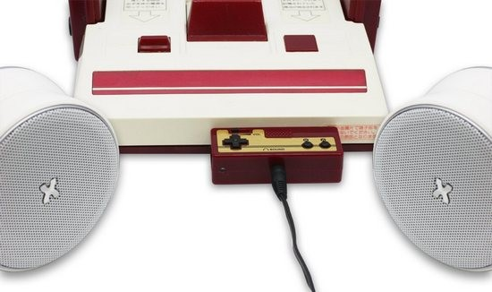 The 8Bit Sound Adapter for the original Famicom