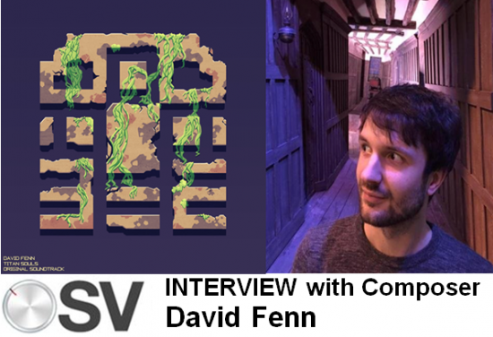 INTERVIEW: Composer David Fenn on the Titan Souls Soundtrack & More