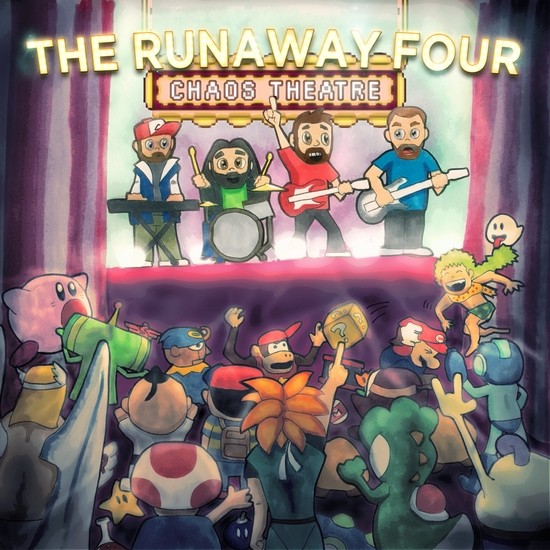 The Runaway Four Announce First Studio Album for January 20th