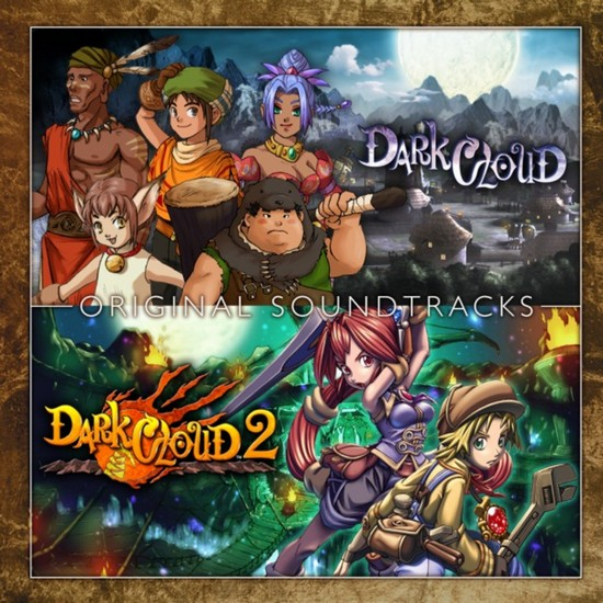 Dark Cloud Series Soundtrack available through PlayStation 4