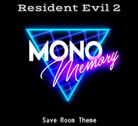 Hear Resident Evil 2 in Faux 80's Synthwave Style