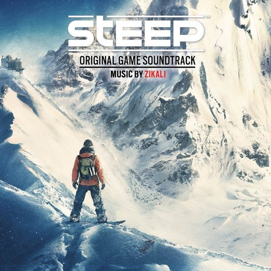 Soundtrack to Ubisoft's Steep out now on CD