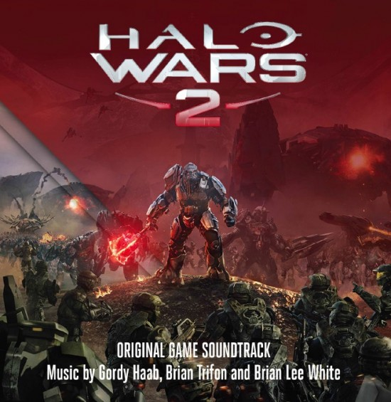 Epic Battle Tunes: Halo Wars 2 Original Game Soundtrack (Review)