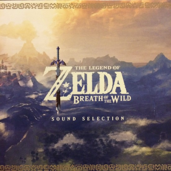 The Legend of Zelda: Breath of the Wild Sound Selection (Review)