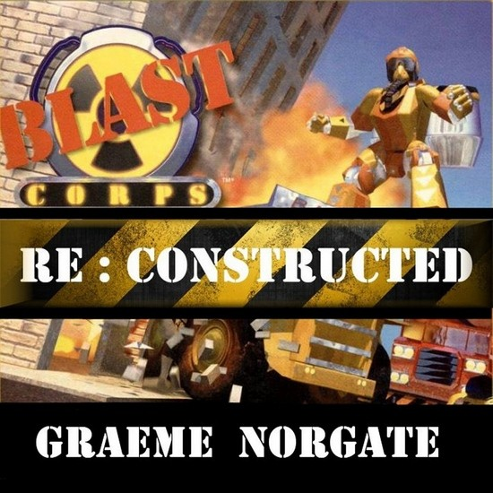 Graeme Norgate Commemorates 20 Years of Blast Corps with a Free Remix