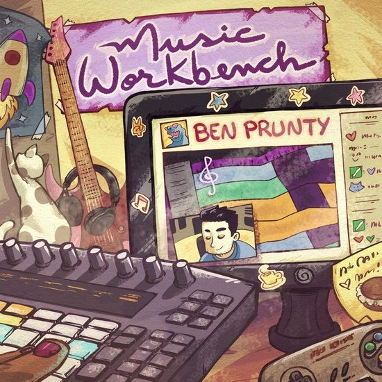 Ben Prunty Releases Free Album Created on Stream