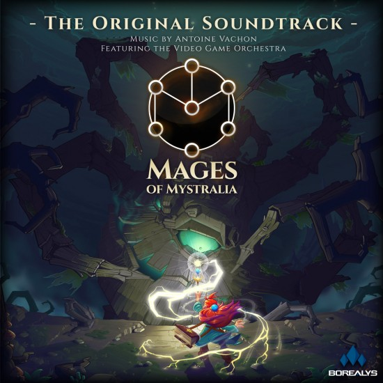 The Sound of Spellcraft: Mages of Mystralia The Original Soundtrack (Review)
