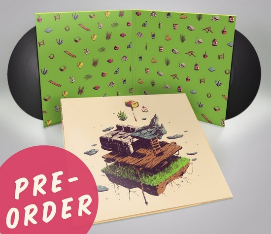 Bastion Soundtrack finally coming to Vinyl in July