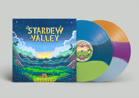Gamer's Edition brings Stardew Valley to Vinyl on June 28th