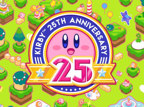 Kirby 25th Anniversary CD, DVD, Blu-ray Announced for Japan