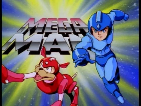 Super Fighting Robot: The Music of the Mega Man Cartoon