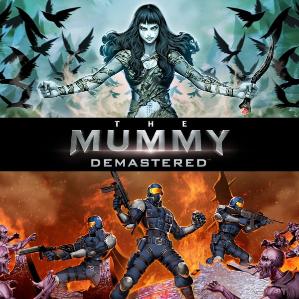 The Mummy Demastered OST Now Out on Spotify and iTunes