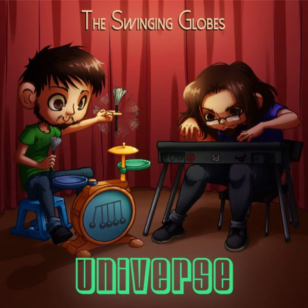 Piano Jazz duo The Swinging Globes debut with cross-media medleys