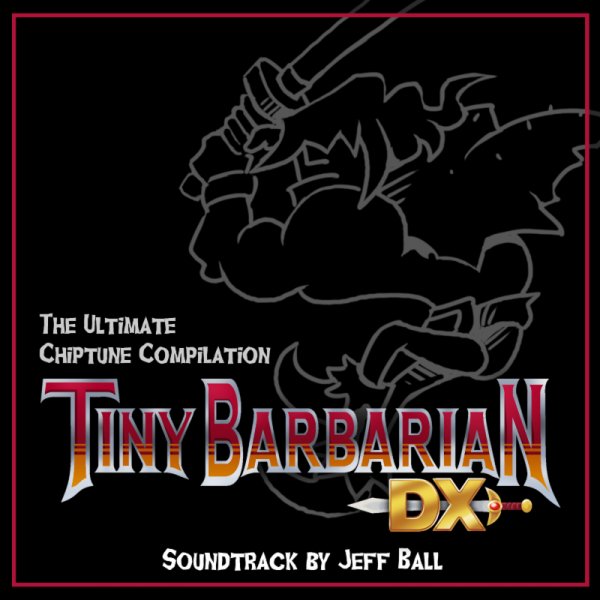 Tiny Barbarian DX Releases Chiptune Soundtrack Compilation