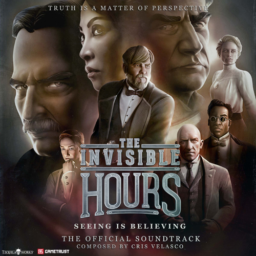 Sumthing Else Music Works Release Soundtrack to VR Game THE INVISIBLE HOURS
