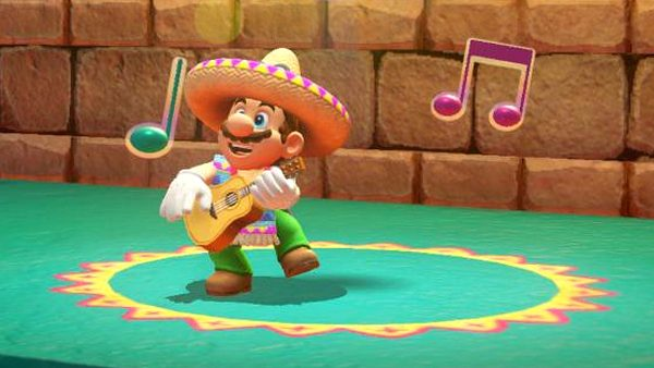 Community Question: What do You think of Super Mario Odyssey's Music?