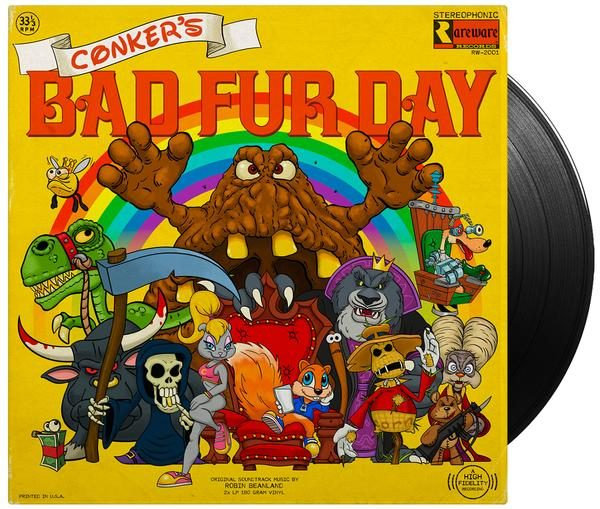Scores of Scores! iam8bit to Release Several Vinyl OSTs from Rare for Black Friday!
