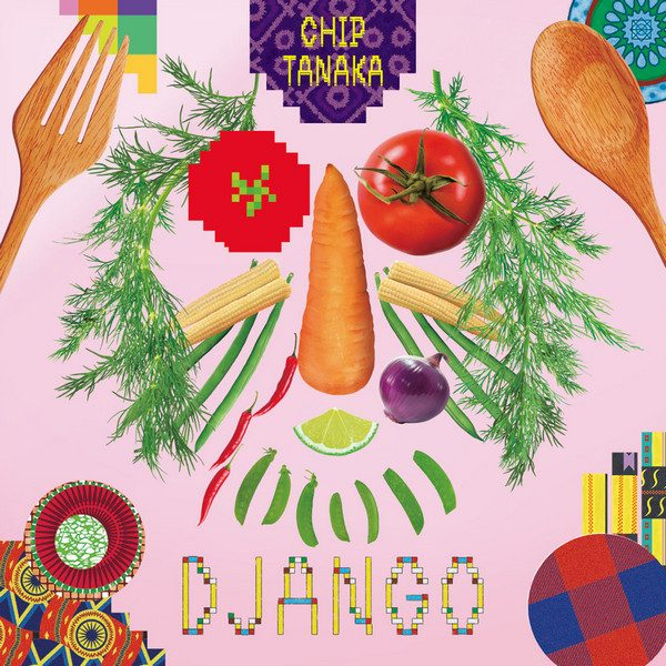 Chip Tanaka's Original Album Django out Now