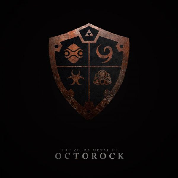 Rock Out to Legend of Zelda With Octorock: The Zelda Metal EP