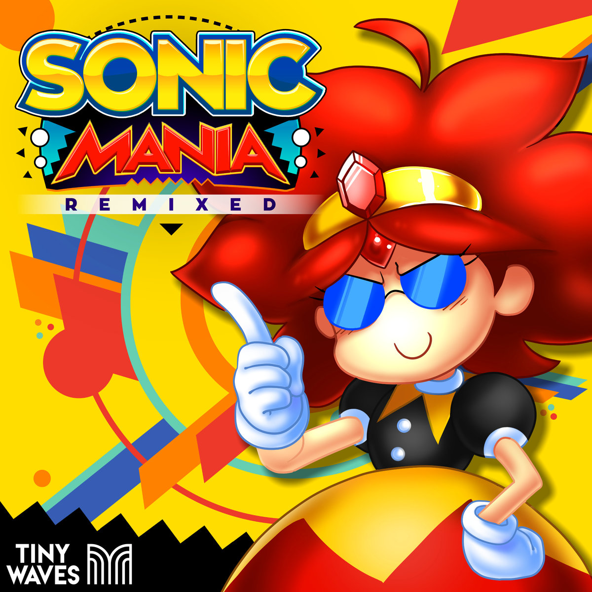 original sound version 187 sonic mania remixed album from