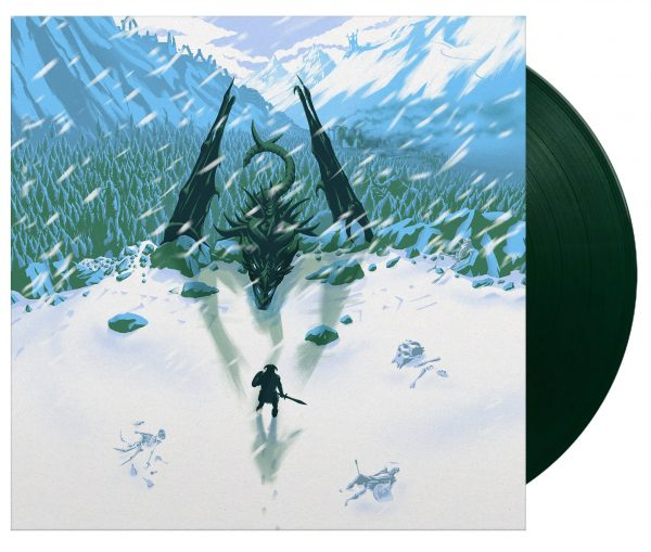 Bethesda and iam8bit to Release Skyrim Limited Edition Vinyl Soundtrack