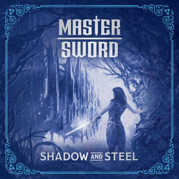 "Legend of Zelda Inspired Band Master Sword Release Album ""Shadow and Steel"""