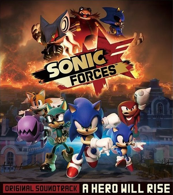 Sonic Forces Original Soundtrack Releases December 13th