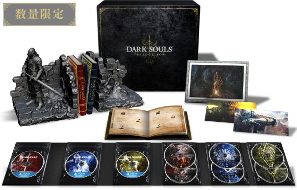 Dark Souls Trilogy Box to Feature Soundtracks to All Three Games