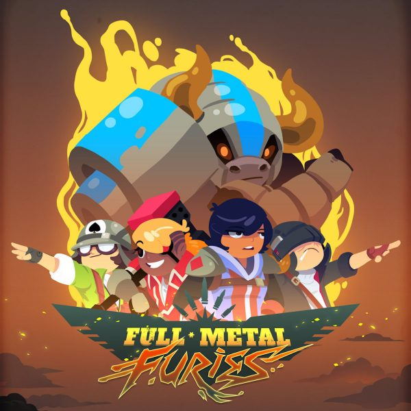 A Shell in the Pit Releases Full Metal Furies Original Soundtrack