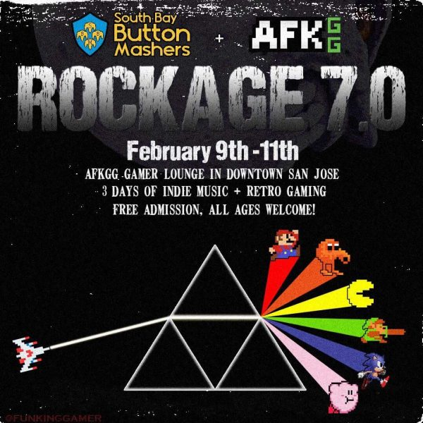 Rockage 7.0 @ AFKgg Gamer Lounge