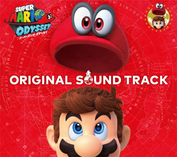 Super Mario Odyssey Original Soundtrack to Release in February