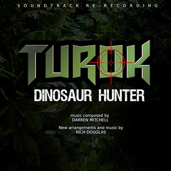 Turok: Dinosaur Hunter OST Re-Recording Now Available