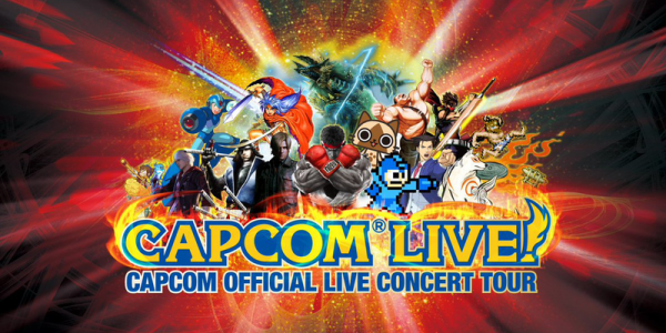 Capcom LIVE at Otafest 2018 @ Calgary Telus Convention Centre