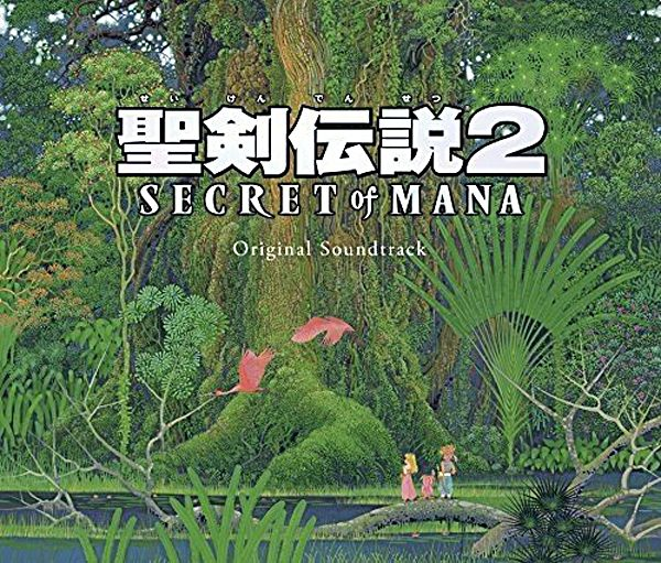 Secret of Mana Remake Original Soundtrack Released by Square-Enix