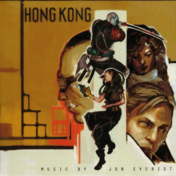 SHADOWRUN: HONG KONG VINYL (REVIEW)