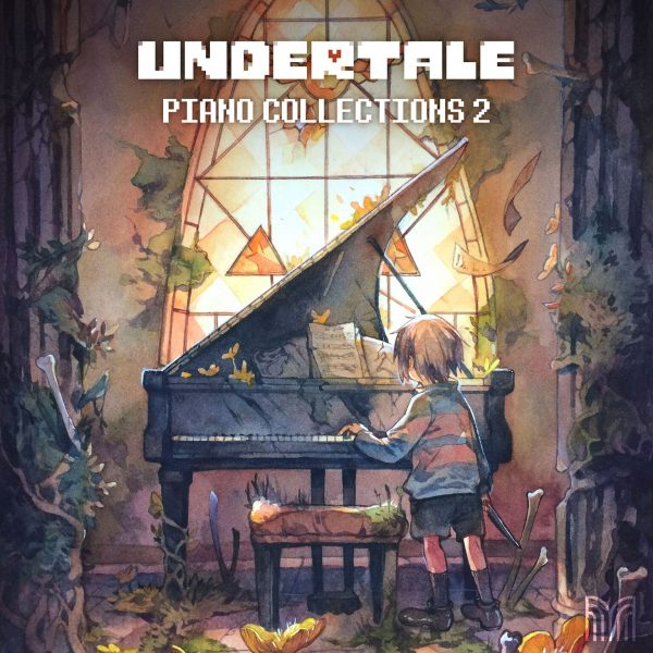 UNDERTALE Piano Collections Returns With Official Second Volume