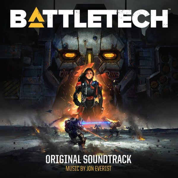 Jon Everist's score to BATTLETECH is available for Pre-order